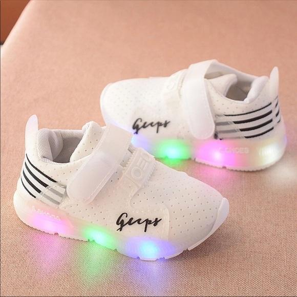 u.shoe Shoes | Baby Light Up Shoes